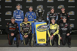 NASCAR Truck Preview Five things to watch in NASCAR Truck playoff opener at NHMS