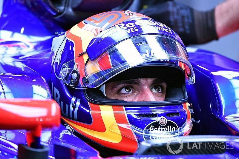 Sainz cree que le será difícil vencer a Hulkenberg este año