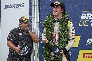 Brasileiro de Turismo Relato da corrida Lukas Moraes vence em prova controversa no Velopark