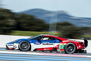 WEC Preview Tincknell begins exciting WEC Ford GT programme at Silverstone