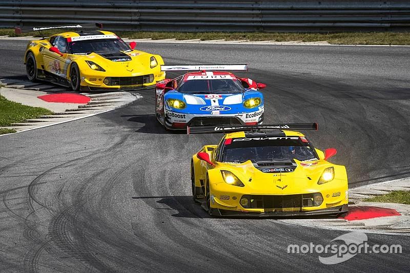 Переможний дубль Corvette та невдача Ferrari