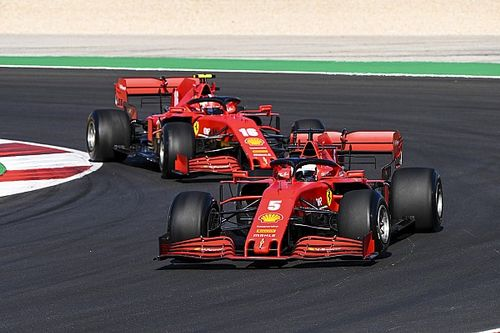 """Vettel: Leclerc in a """"different class"""" after another Q2 exit"""
