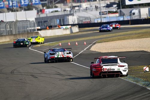 Le Mans 24 Hours fans won't be divided into groups