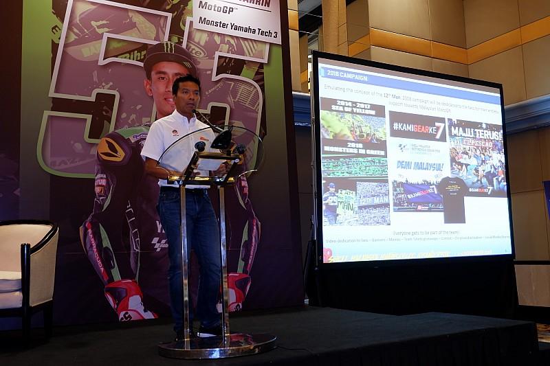 Bos Sepang promosikan MotoGP Malaysia 2018