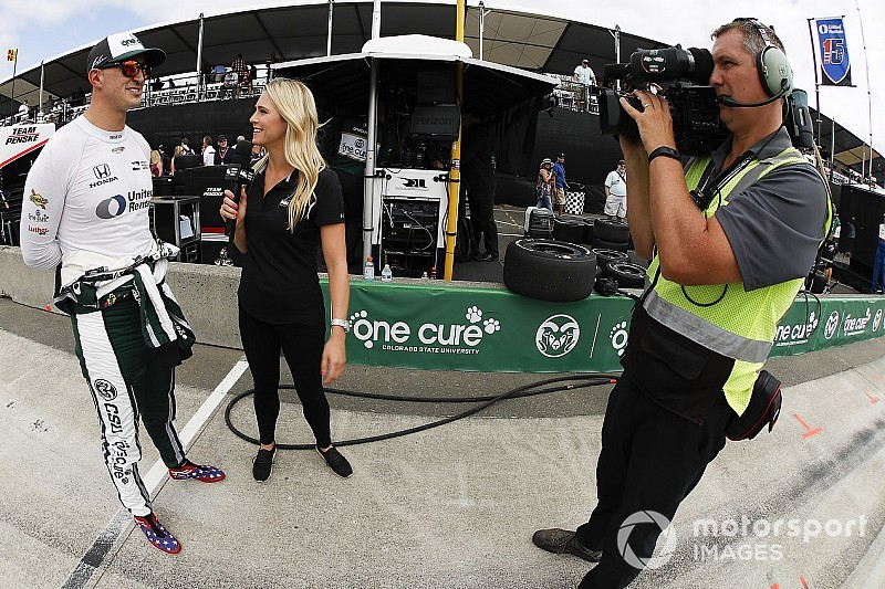 IndyCar forms new branch to manage international media rights