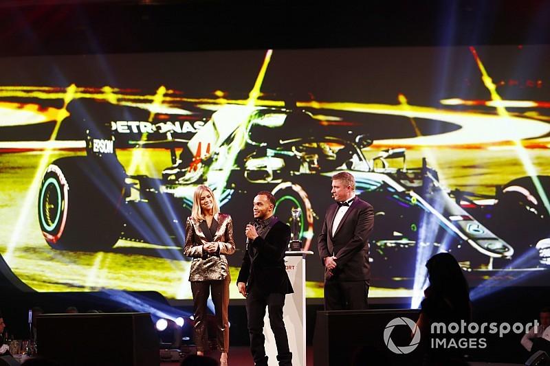 Hamilton menangi penghargaan di Autosport Awards