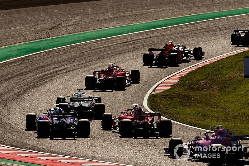 Irvine: La F1 actuelle est