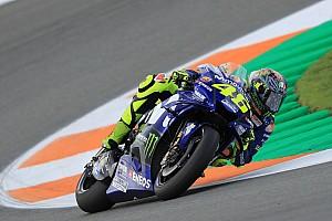 Rossi: Novo motor faz Yamaha ser mais dócil na condução
