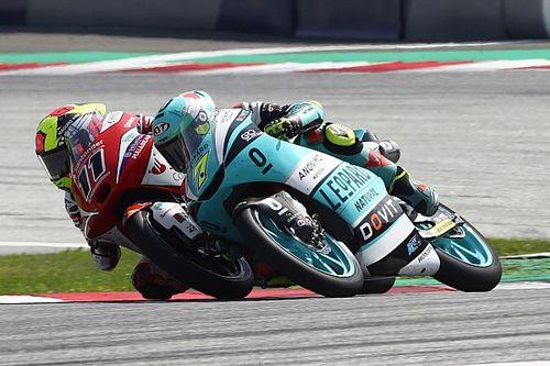 Moto3, Misano, Libere 2: Foggia concede il bis davanti ad Acosta