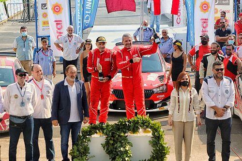 إحصائيات من رالي لبنان: روجيه فغالي الأكثر فوزاً بين السائقين