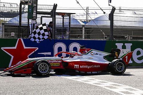 Хаугер досрочно стал новым чемпионом Формулы 3