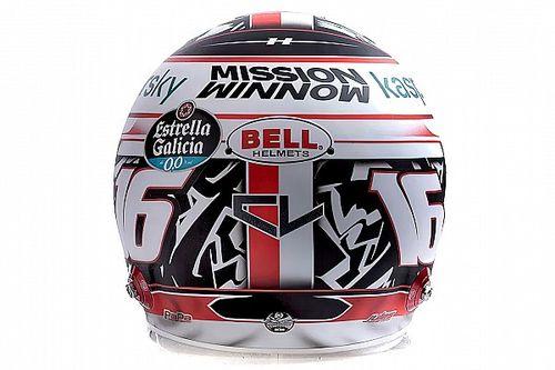 Sainz ve Leclerc'in yeni sezonda kullanacağı kask tasarımları belli oldu
