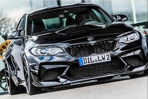 720 lóerősre húzta a Lightweight Performance a BMW M2 Competitiont