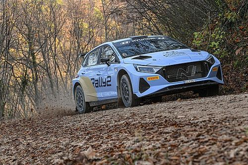 WRC: Solberg e Huttunen faranno esordire a Ypres la i20 N Rally2