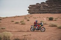2021 Dakar Rallisi 11. etap: Sunderland kazandı ve Benavides'le farkı azalttı