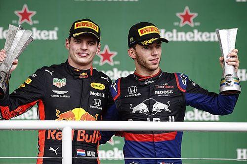 GALERIA: Os pódios mais jovens de todos os tempos da F1
