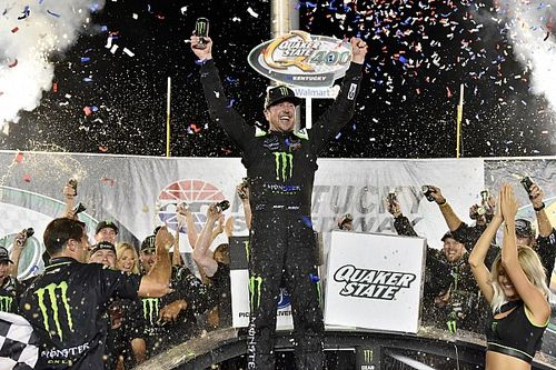 NASCAR Roundtable: Redemption for Kurt Busch at Kentucky
