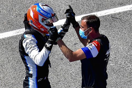 Ocon to leave talks with Alpine over new F1 contract to management