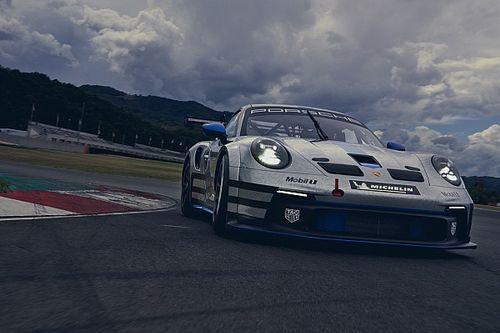Aussie competitors fighting over new Porsche
