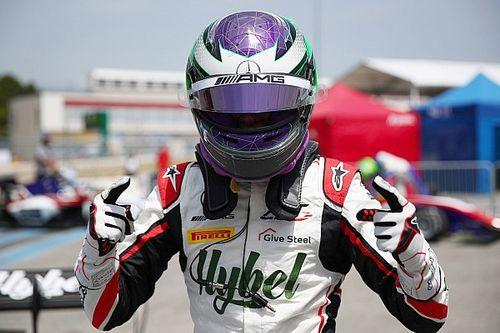 F3, Paul Ricard: Vesti torna a ruggire e conquista la pole