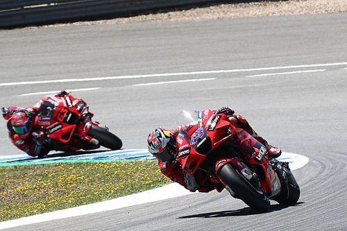 Ducati vuelve a números de la era Stoner