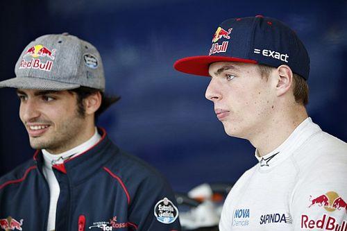 Liveblog - Sainz: Verstappen liet mij geloven dat ik F1 aankon