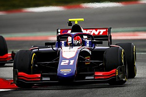 Diaporama : le Suisses Ralph Boschung, Louis Delétraz et Sauber Junior Team aux essais de Formule 2 à Barcelone