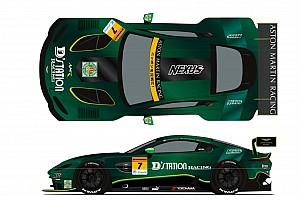 D'station RacingがAMRと契約! 新型ヴァンテージGT3で参戦を表明