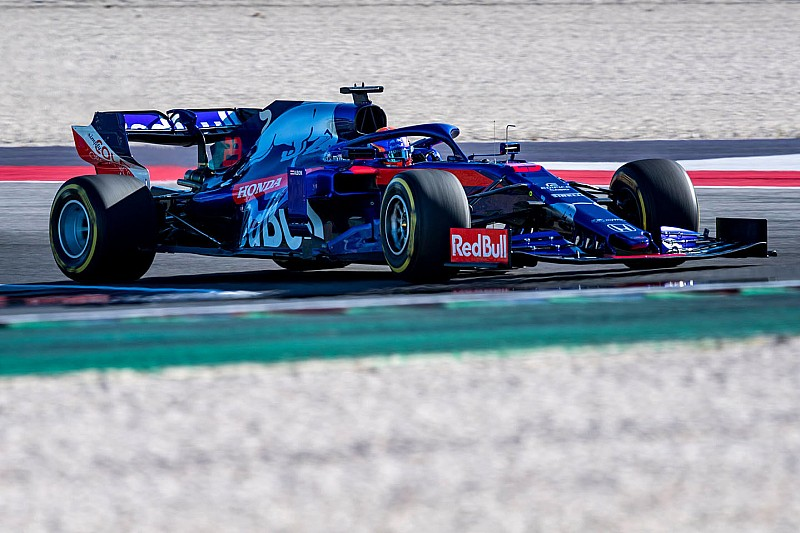 Photos - Le shakedown de la nouvelle Toro Rosso