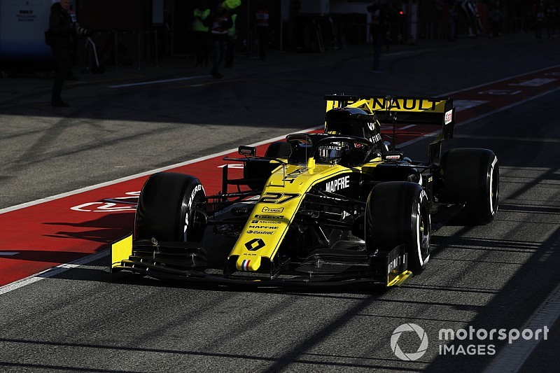 LIVE: Tes pramusim F1 Barcelona II hari kedua