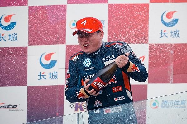 中国房车锦标赛CTCC 新闻稿 上汽大众333肇庆再登台,江腾一获亚军