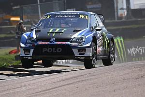 World Rallycross Sıralama turları raporu Lydden WRX: Solberg lider, Volkswagen 1-2