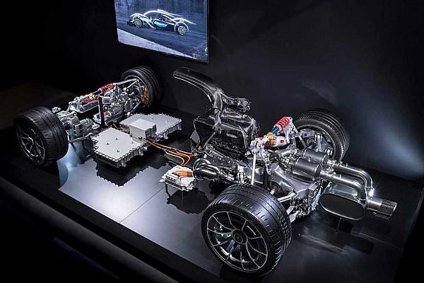 Auto Actualités La mécanique de la Mercedes-AMG Project One se dévoile!