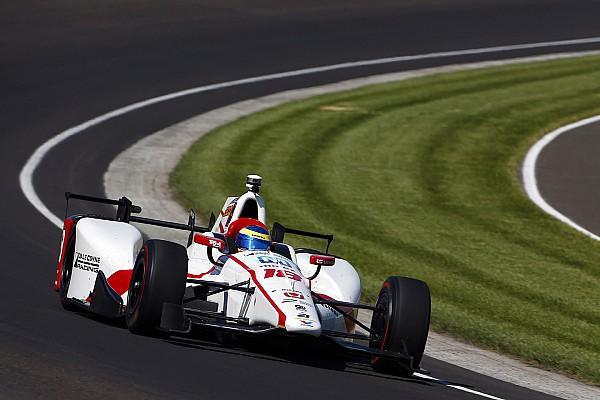 Indy 500: Bourdais lider, Alonso en hızlı dördüncü isim