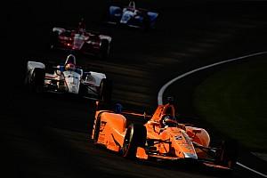 IndyCar Réactions Alonso, un