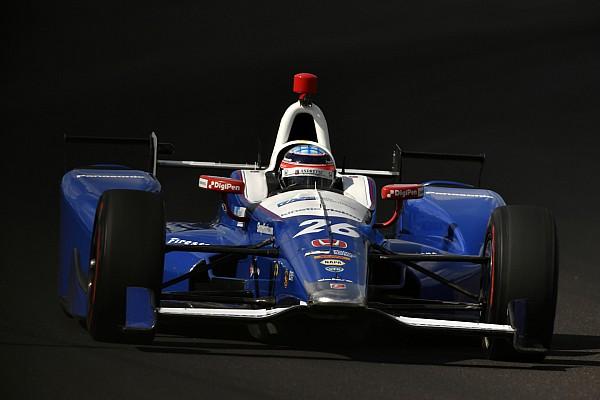 IndyCar Reporte de la carrera Sato salva el honor de Honda; Alonso abandona a falta de 21 vueltas