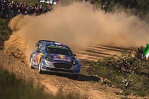 WRC Отчет о секции Невилль не смог опередить Ожье перед финальным днем Ралли Португалия
