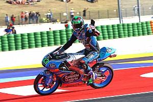 Moto3 Qualifying report Moto3 San Marino: Bastianini pole, Mir start ketiga