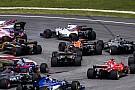 FIA melarang trik unik suspensi depan mobil Formula 1