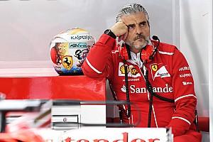 Формула 1 Новость Феттель назвал Арривабене правильным человеком для управления Ferrari