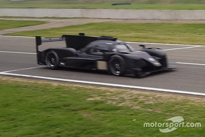Spy shots: New BR1 LMP1 WEC challenger revealed in secret test