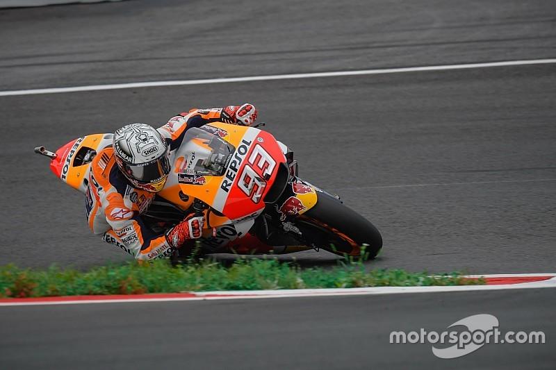 Pour faire bonne figure en Autriche, Márquez table sur le freinage
