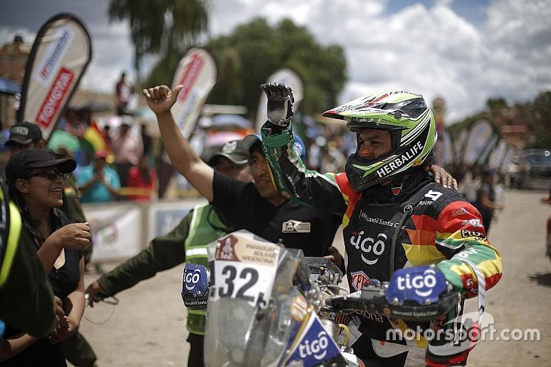 Nach Startverbot: Fahrer bezeichnet Dakar-Organisation als