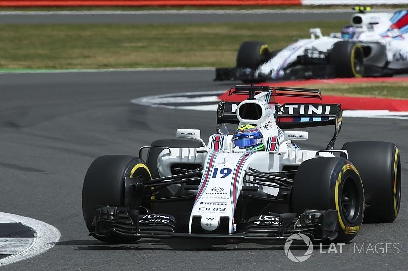 La columna de Massa: 'La mala clasificación nos costó caro en Silverstone'