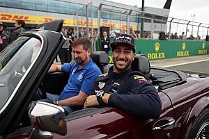 Forma-1 BRÉKING Ricciardo éhes, és alig várja a Magyar Nagydíjat