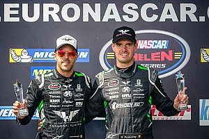 NASCAR Euro Breaking news NASCAR Whelen Euro Series top teams release driver lineup decisions