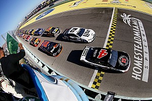 NASCAR Cup Analysis Why Harvick scored the most points in 2016, but failed to win the title