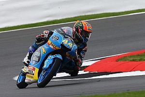 Moto3 Gara La bandiera rossa incorona Canet a Silverstone, Bastianini torna sul podio