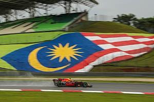 Формула 1 Livefeed Текстова трансляція третьої практики Гран Прі Малайзії