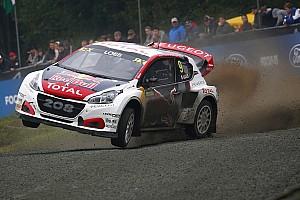 Ралли-Кросс Новость Леб и Peugeot останутся в WRX в сезоне 2018 года